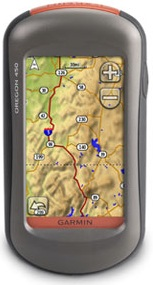gps oregon