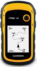 how to use etrex 30